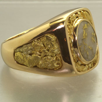 One Of A Kind Men S Ring